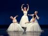 студенты классического отделения хореографического колледжа