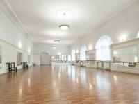 Танцевальный зал 311, в Доме учителя