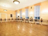 Танцевальный зал 205, в Доме учителя