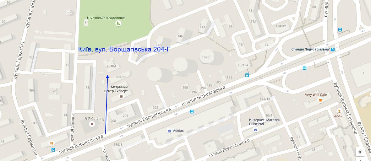 Школа сад Кияночка, адрес ул.Борщаговская 204Г, контакти