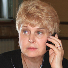 Шевченко Светлана Борісовна